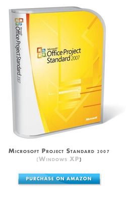 Microsoft Project Standard 2007 (Windows XP)