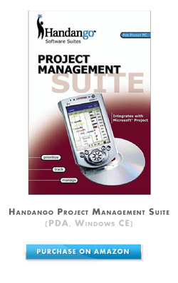 Handango Project Management Suite ( PDA. Windows CE)
